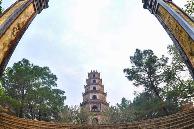 9 Ideal tourist sites in Hue for summer vacation